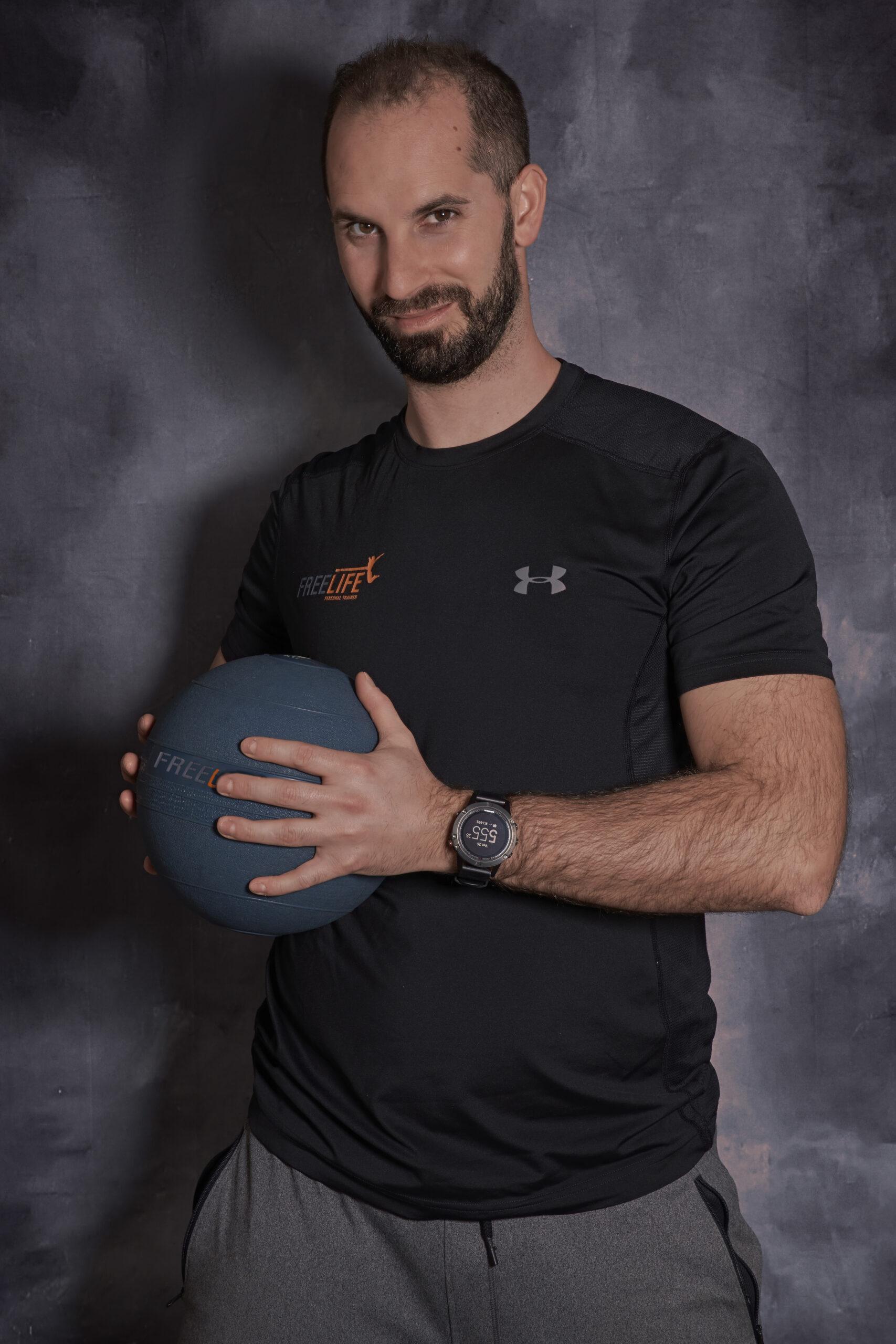 Filippo Galli Freelife Personal Trainer